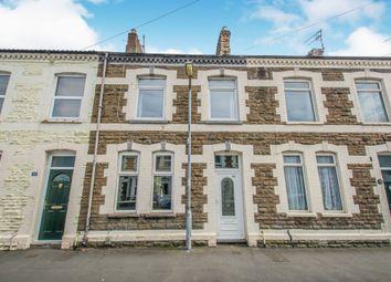 Thumbnail 3 bedroom terraced house for sale in Railway Street, Splott, Cardiff