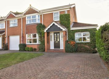 Thumbnail 4 bedroom detached house for sale in Bell Close, Wigginton, York