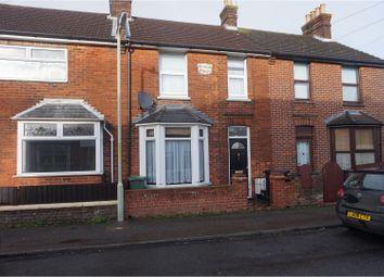 Thumbnail 2 bed terraced house for sale in Denbigh Place, Ashford