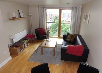 Thumbnail 2 bed flat to rent in Armouries Way, Hunslet, Leeds