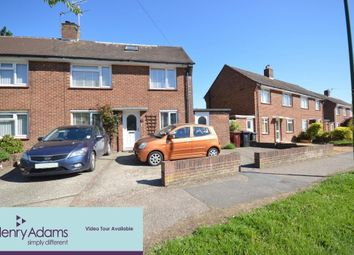 3 bed semi-detached house to rent in Sherborne Road, Chichester PO19