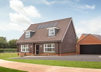 "Thumbnail 4 bed bungalow for sale in ""Warbington"" at Hill Pound, Swanmore, Southampton"