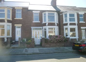 Thumbnail 3 bed terraced house to rent in Salisbury Road, Barry