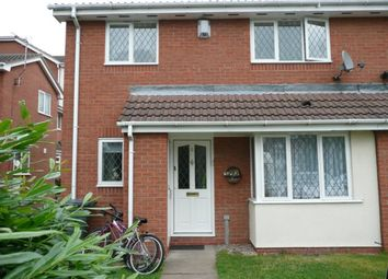 Thumbnail 2 bed property for sale in Hazel Close, Measham, Swadlincote
