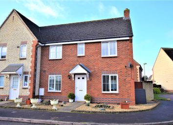 Thumbnail 3 bed semi-detached house to rent in Goldfinch Close, Bicester, Oxfordshire