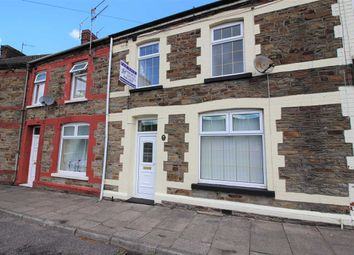 Thumbnail 2 bed terraced house for sale in Hill Street, Gilfach Goch, Porth