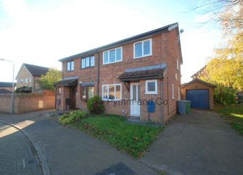 Thumbnail 3 bedroom semi-detached house to rent in Nutwood Close, Taverham, Norwich