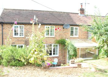 Thumbnail 3 bed cottage for sale in Smitham Bridge Road, Hungerford