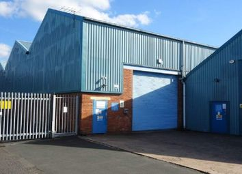 Thumbnail Light industrial to let in Heath Mill Close, Wombourne, Wolverhampton