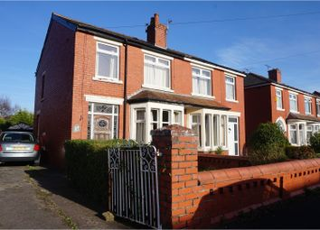 Thumbnail 3 bed semi-detached house for sale in Cairnsmore Avenue, Preston