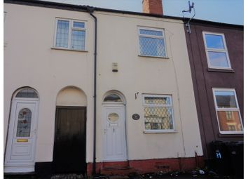Thumbnail 2 bedroom terraced house for sale in Sedgley Road, Dudley