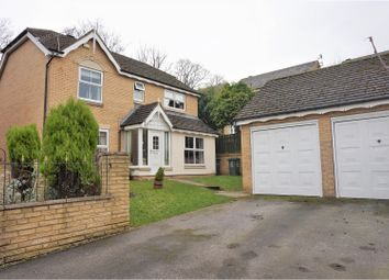 Thumbnail 4 bed detached house for sale in Long Preston Chase, Bradford