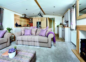 Thumbnail 2 bed lodge for sale in Plaxdale Green Road, Stansted, Sevenoaks