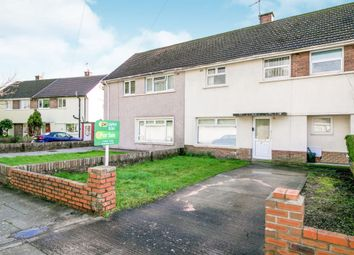 Thumbnail 3 bed terraced house for sale in St. Davids Way, Porthcawl