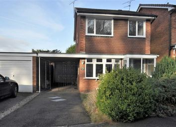 Thumbnail 3 bed detached house for sale in Redcliffe Drive, Wombourne, Wolverhampton