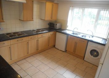 Thumbnail 8 bed terraced house to rent in Woodville Road, Cathays Cardiff