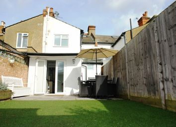 Thumbnail 3 bed terraced house for sale in Thornhill Road, Tolworth, Surbiton