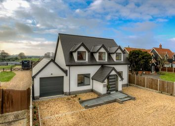 Thumbnail 4 bed detached house for sale in Hill Cottages, Flag Hill, Great Bentley, Colchester