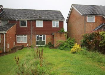 Thumbnail 3 bed end terrace house to rent in Garstons Close, Titchfield, Fareham