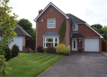 Thumbnail 4 bed detached house for sale in Hammond Close, Marton, Middlesbrough