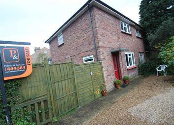 Thumbnail 2 bed semi-detached house for sale in Old Road, Clacton-On-Sea