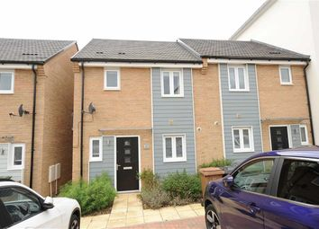 Thumbnail 2 bed terraced house to rent in Waterside Road, Wellingborough