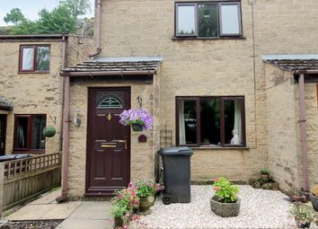 Thumbnail 2 bed end terrace house for sale in Caldicott Close, Todmorden