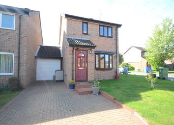 3 bed link-detached house for sale in Grenadiers Way, Farnborough, Hampshire GU14
