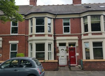 Thumbnail 2 bed flat to rent in Marmion Terrace, Monkseaton