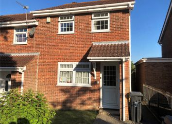 3 bed end terrace house for sale in Norcliffe Close, Ensbury Park, Bournemouth, Dorset BH11