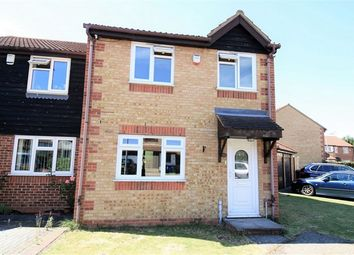Thumbnail 3 bed end terrace house for sale in Elmdon Road, South Ockendon, Essex