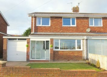 Thumbnail Semi-detached house for sale in Swansfield, Morpeth