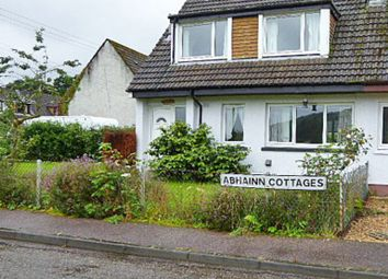 Thumbnail 2 bed semi-detached house for sale in Abhainn Cottages, Duror, Appin