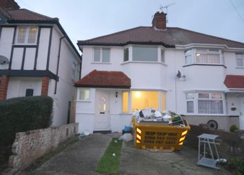 Thumbnail 3 bed semi-detached house to rent in Tudor Court South, Wembley