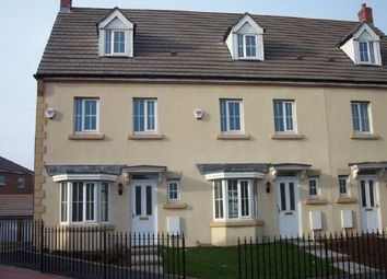 Thumbnail 4 bed terraced house to rent in Mariners Quay, Aberavon, Port Talbot