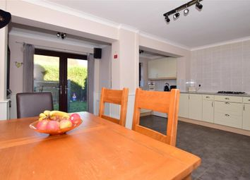 Thumbnail 3 bed end terrace house for sale in Moonstone Drive, Lords Wood, Chatham, Kent
