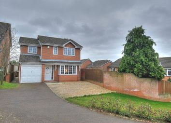 Thumbnail 4 bedroom detached house for sale in Cavalier Close, Dussindale, Norwich