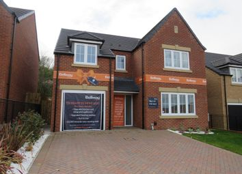Thumbnail 4 bed detached house for sale in Glaisdale Road, Guisborough
