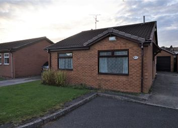 Thumbnail 2 bed detached bungalow for sale in Willow Close, Creswell