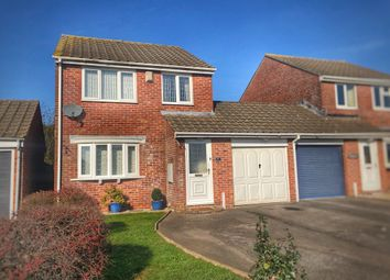 Thumbnail 3 bed link-detached house for sale in Maple Avenue, Bulwark, Chepstow