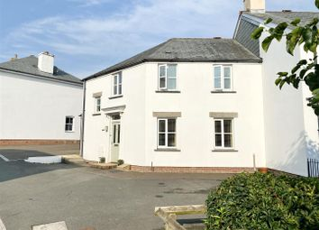 Lower Saltram, Plymstock, Plymouth PL9. 3 bed semi-detached house
