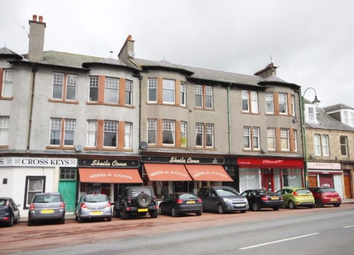 Thumbnail 2 bed flat to rent in High Street, Biggar ML12,