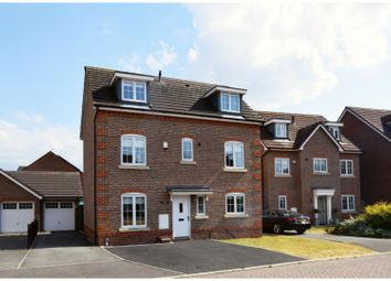 Thumbnail 5 bed detached house for sale in Holly Place, Nantwich