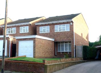 Thumbnail 3 bed detached house for sale in Old Park Road, Enfield