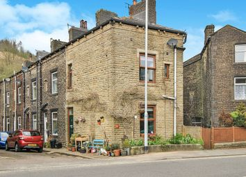 Thumbnail 3 bed end terrace house for sale in Pellon Street, Todmorden