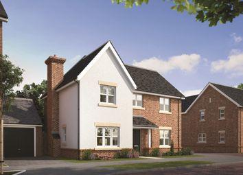 Thumbnail 4 bed detached house for sale in Sun Park, Farnborough