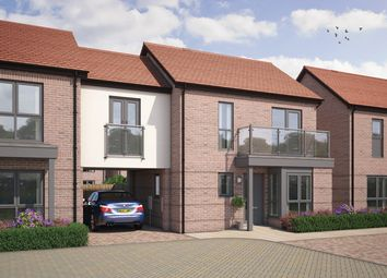 "Thumbnail 3 bedroom property for sale in ""The Coppice"" at Atlas Way, Milton Keynes"