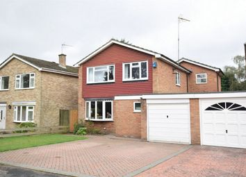 Thumbnail 4 bed link-detached house for sale in Badgerwood Drive, Frimley, Camberley, Surrey