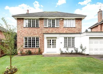 Thumbnail 4 bedroom detached house for sale in Northbrook Drive, Northwood, Middlesex