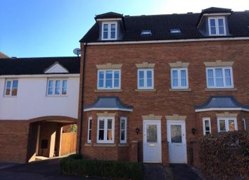 Thumbnail 3 bed town house to rent in Nock Gardens, Kesgrave, Ipswich